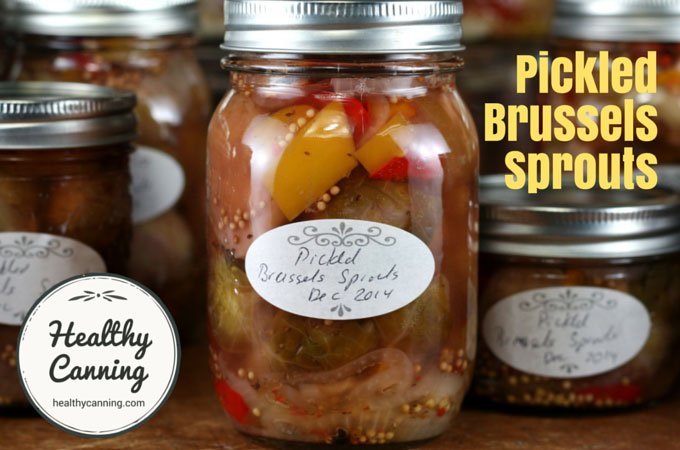 Pickled Brussels Sprouts 004