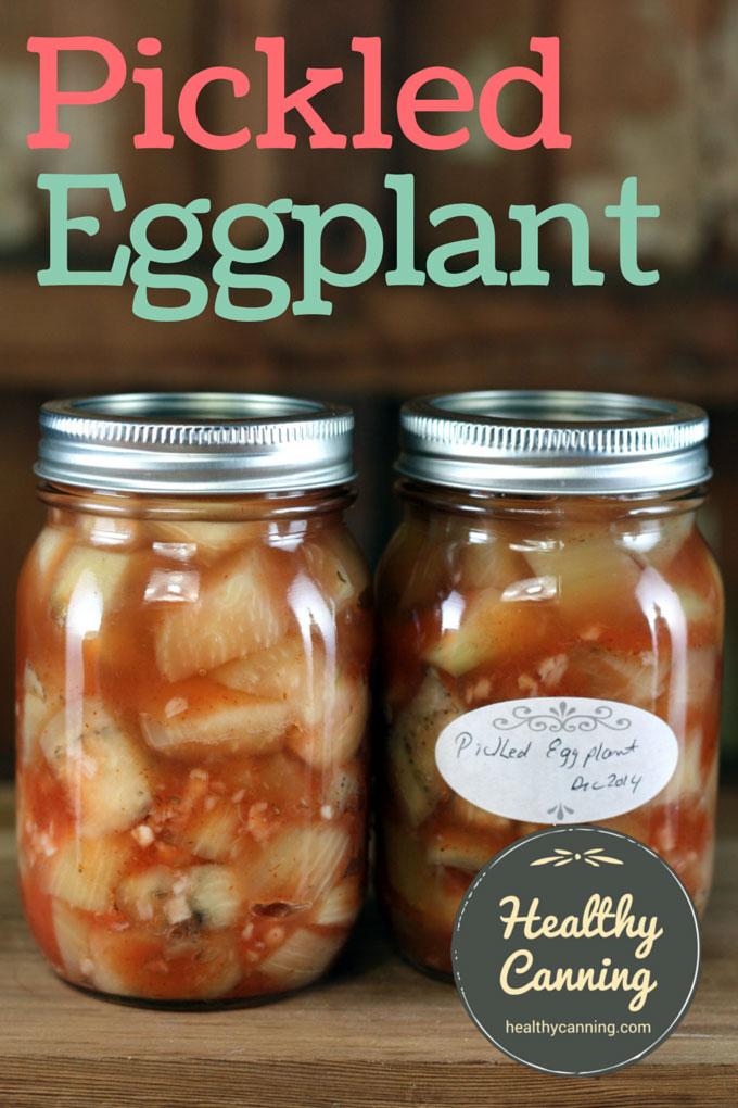 Pickled Eggplant 002
