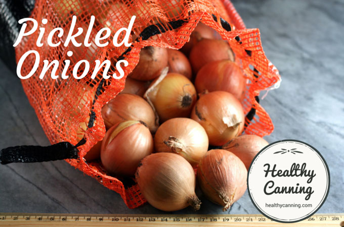 Pickled Onions 001