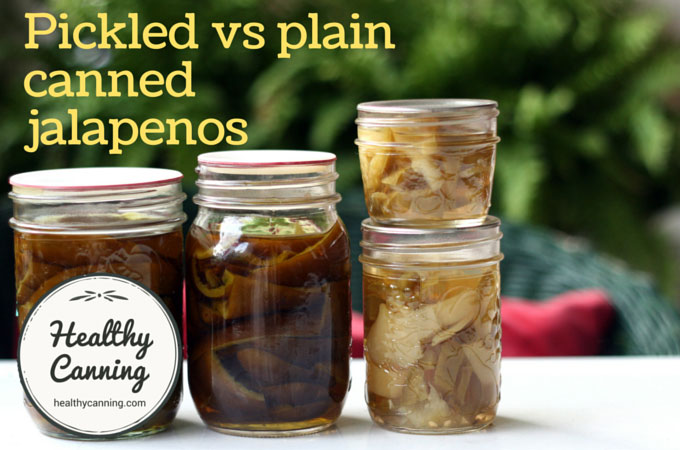 Pickled vs plain canned jalapenos 002