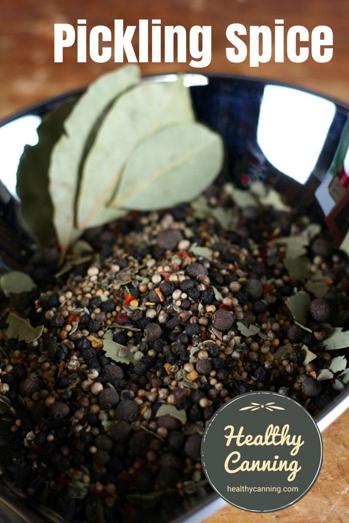 Pickling Spice 001