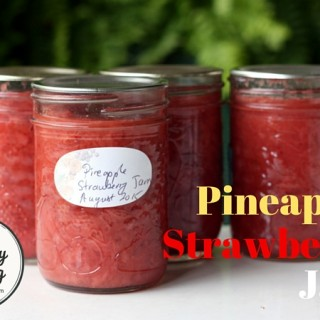 Pineapple Strawberry Jam 2003