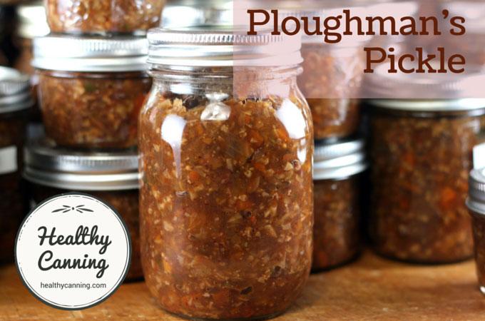 Ploughman's Pickle 007