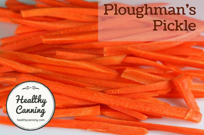 Ploughman's Pickle 100