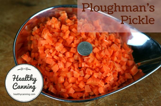 Ploughman's Pickle 101