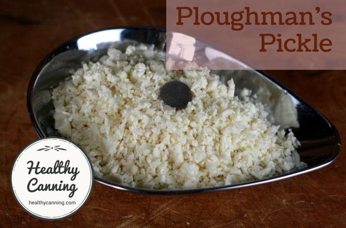 Ploughman's Pickle 103