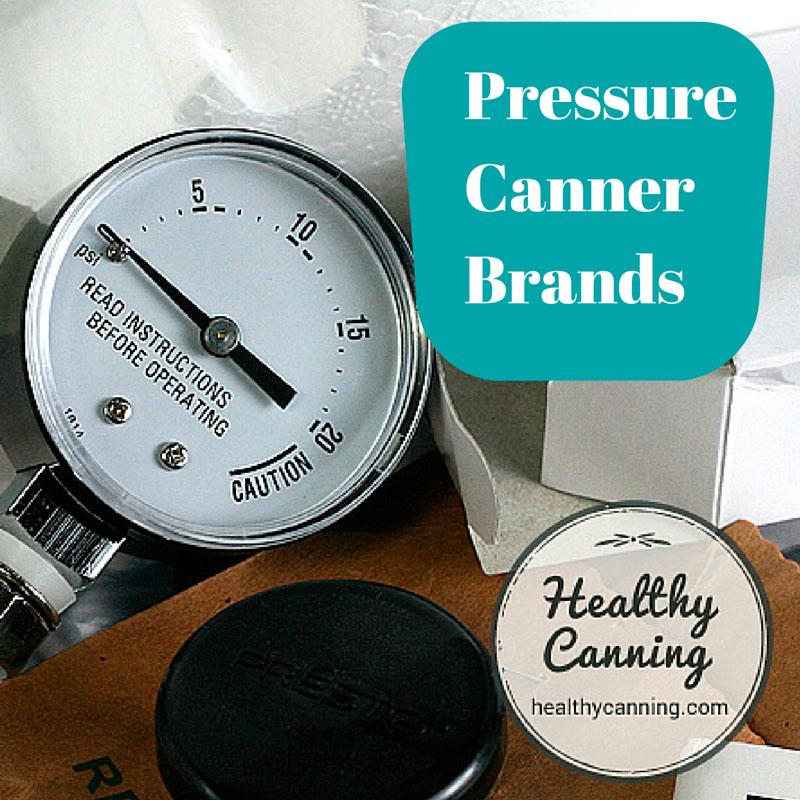 Pressure Canner Brands