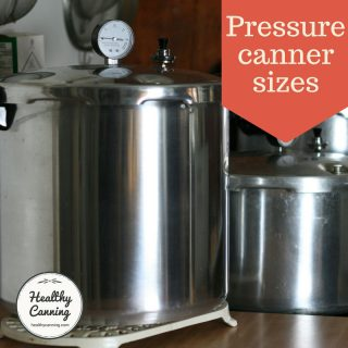 Pressure Canners: When size matters