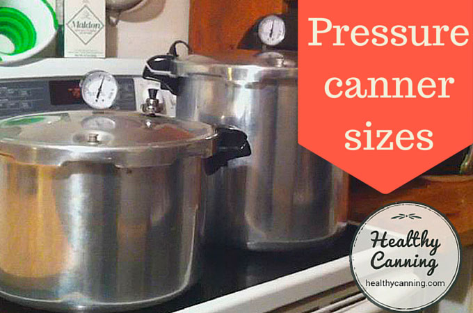 Pressure Canners When Size Matters