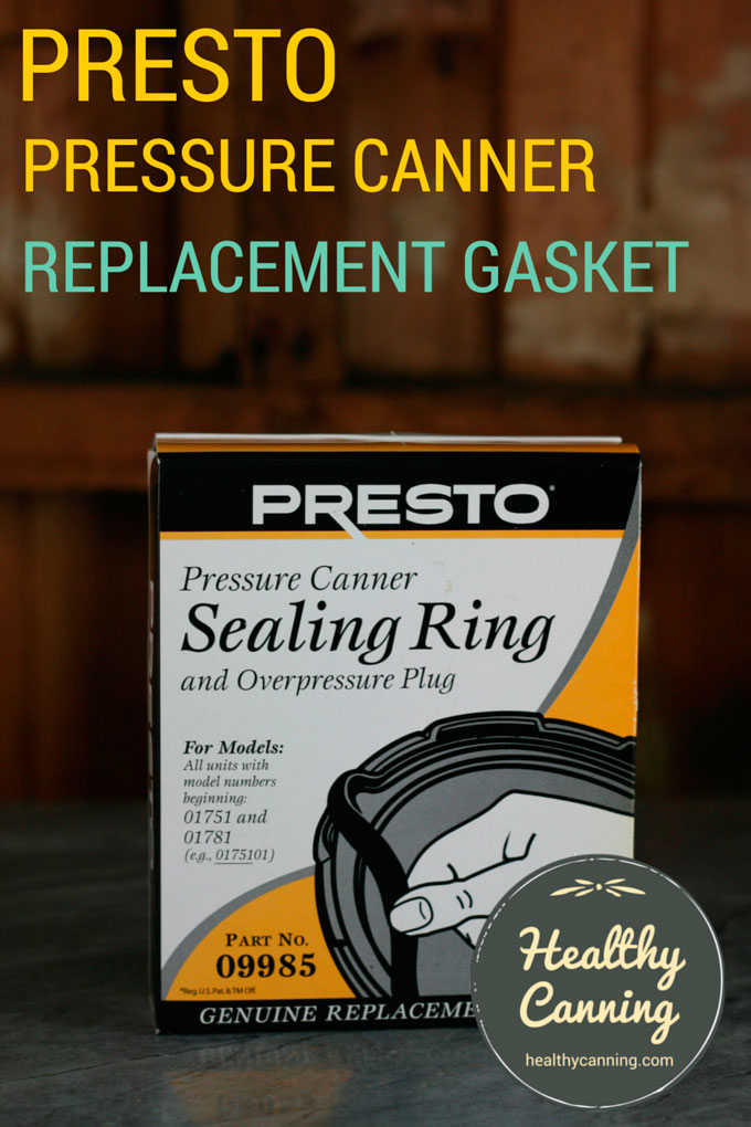 Presto Pressure Canner Replacement Rings / Gaskets
