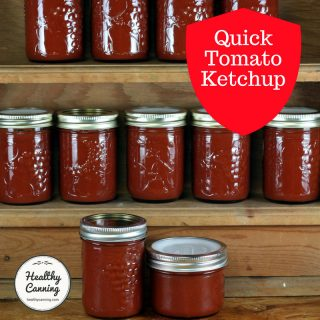 Quick Tomato Ketchup