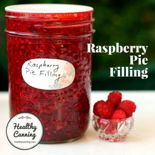 Raspberry Pie Filling