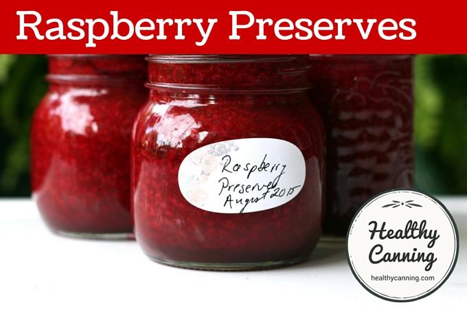 Raspberry Preserves 2003