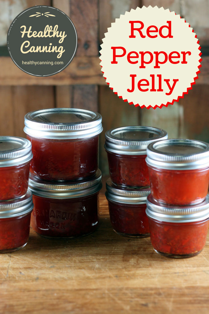 Red Pepper Jelly 004