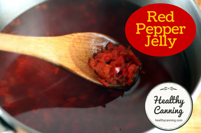 Red Pepper Jelly 012