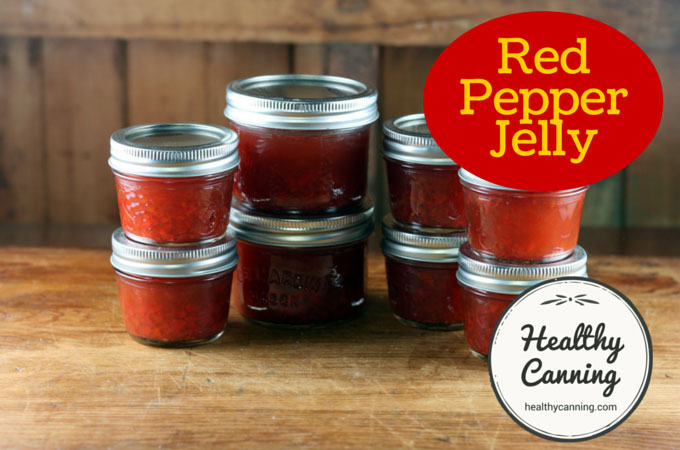 Red Pepper Jelly 014