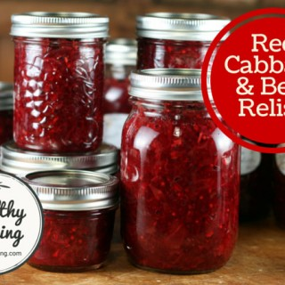 Red Cabbage and Beet Relish