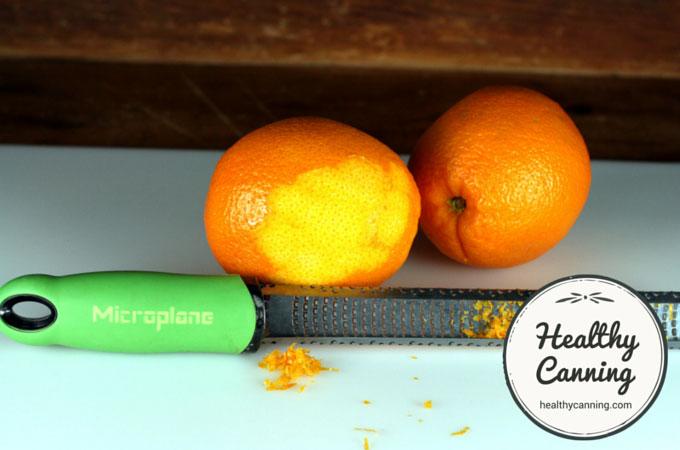 Rhubarb and orange marmalade 010