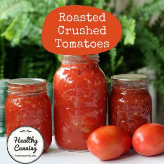 Roasted Crushed Tomatoes