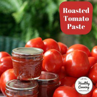 Roasted Tomato Paste