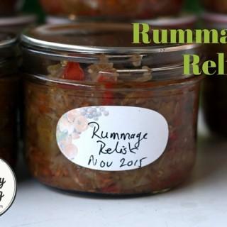 Rummage Relish 2003