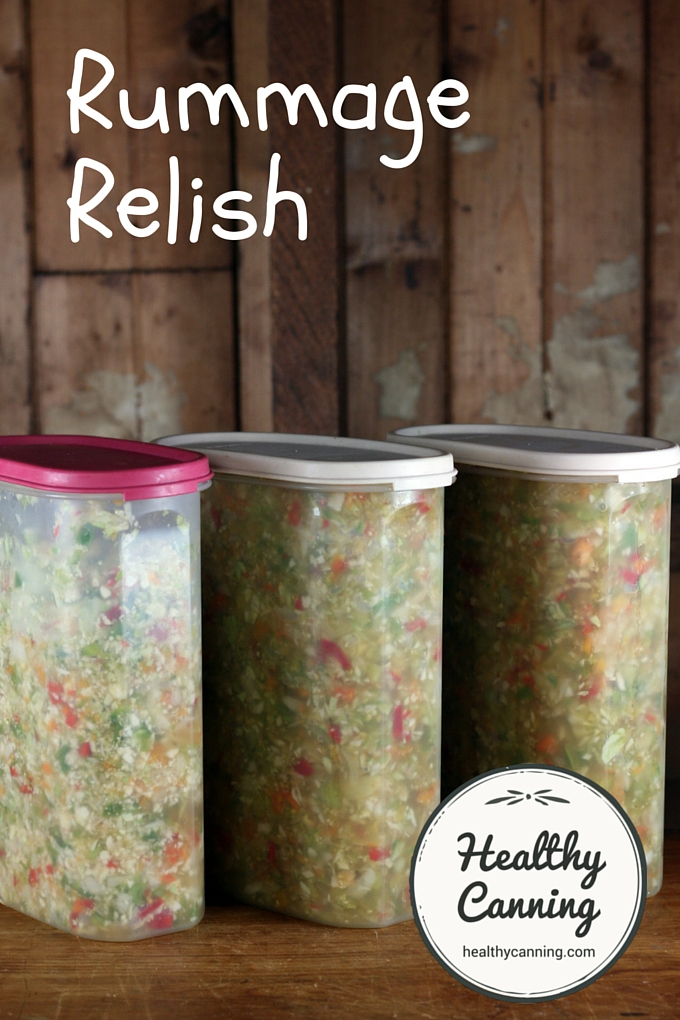 Tall, covered containers like this can be ideal for overnight storage in the fridge, as they doesn't take up valuable horizontal space. Shake the containers occasionally to stir up the liquids.