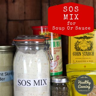 Soup or Sauce (SOS) Mix