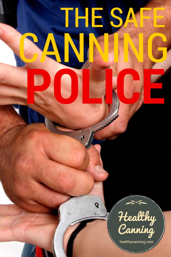 Safe Canning Police
