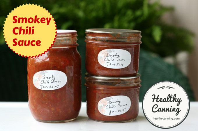 Smokey Chili Sauce 003