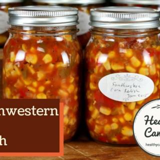 Southwestern Corn Relish