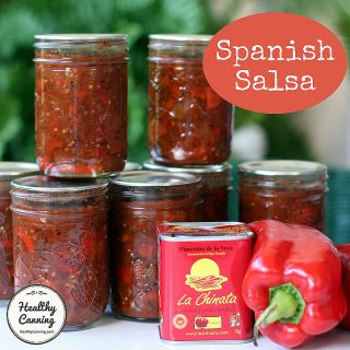 Spanish Salsa