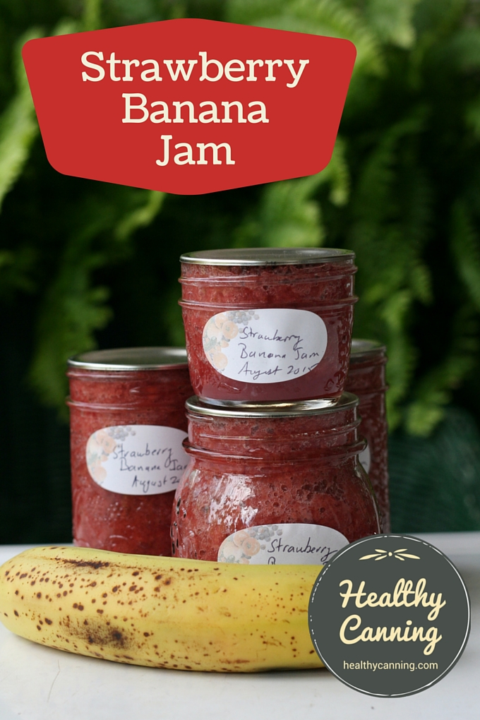 Strawberry Banana Jam 2001