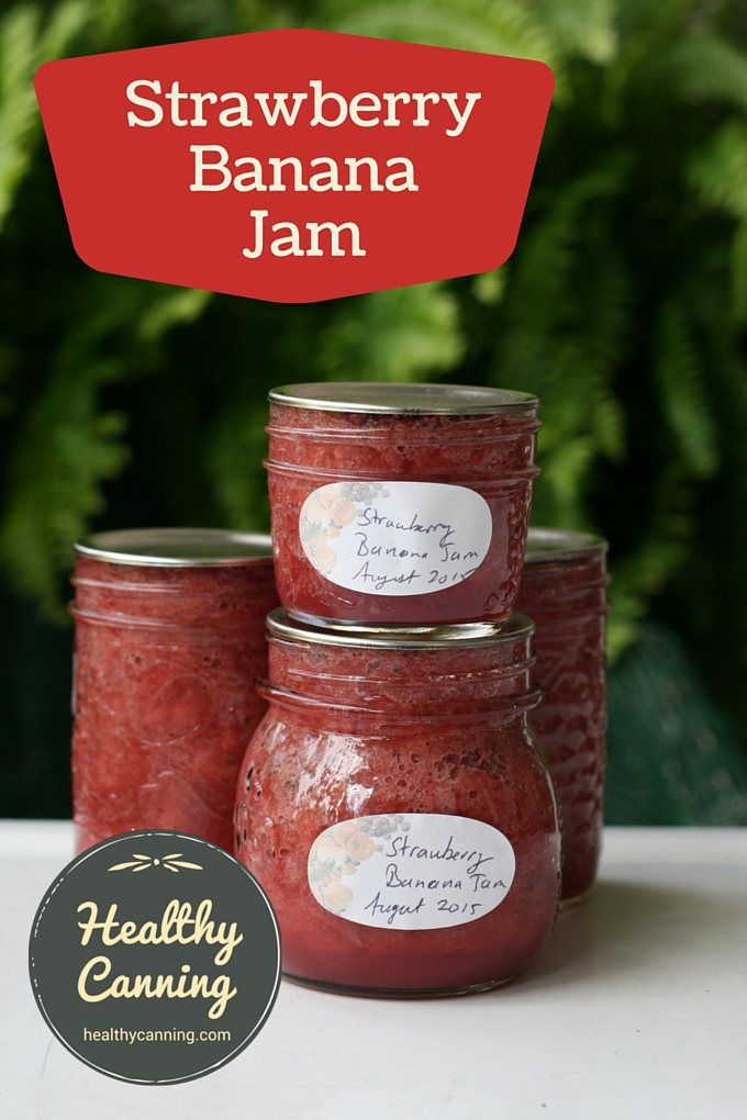 Strawberry Banana Jam 2002