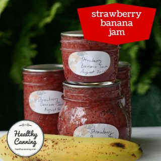 Strawberry-Banana Jam