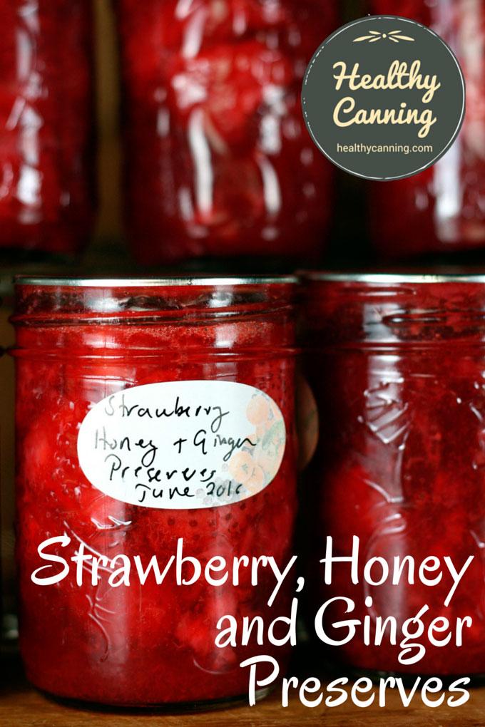 Strawberry,-Honey-and-Ginger-Preserves