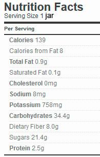 Strawberry-Rhubarb-Pie-Filing-nutrition