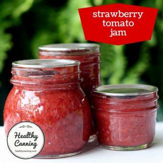 Strawberry Tomato Jam