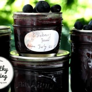 Blueberry Jam (Pomona)