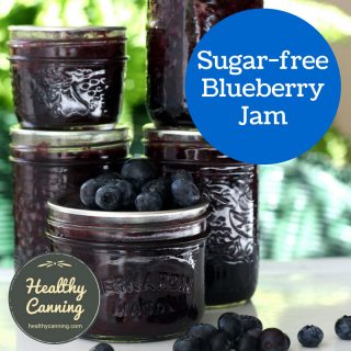 Blueberry Jam (Pomona)