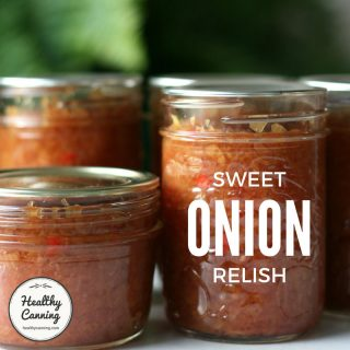sweet onion relish