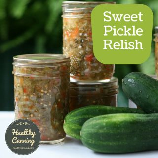 Sweet Pickle Relish