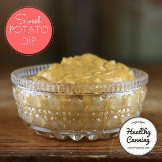 Sweet Potato Dip