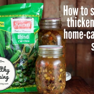 Thicken your home canned soups 2003