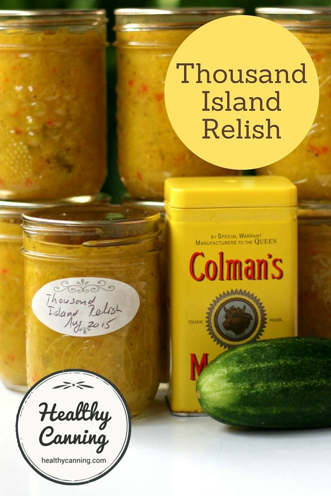 Thousand Island Relish 2002