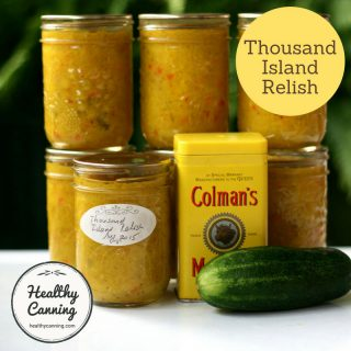 Thousand Island Relish