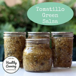 Tomatillo Green Salsa