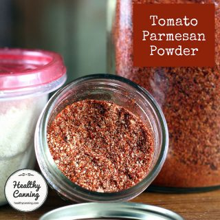 Tomato Parmesan Powder