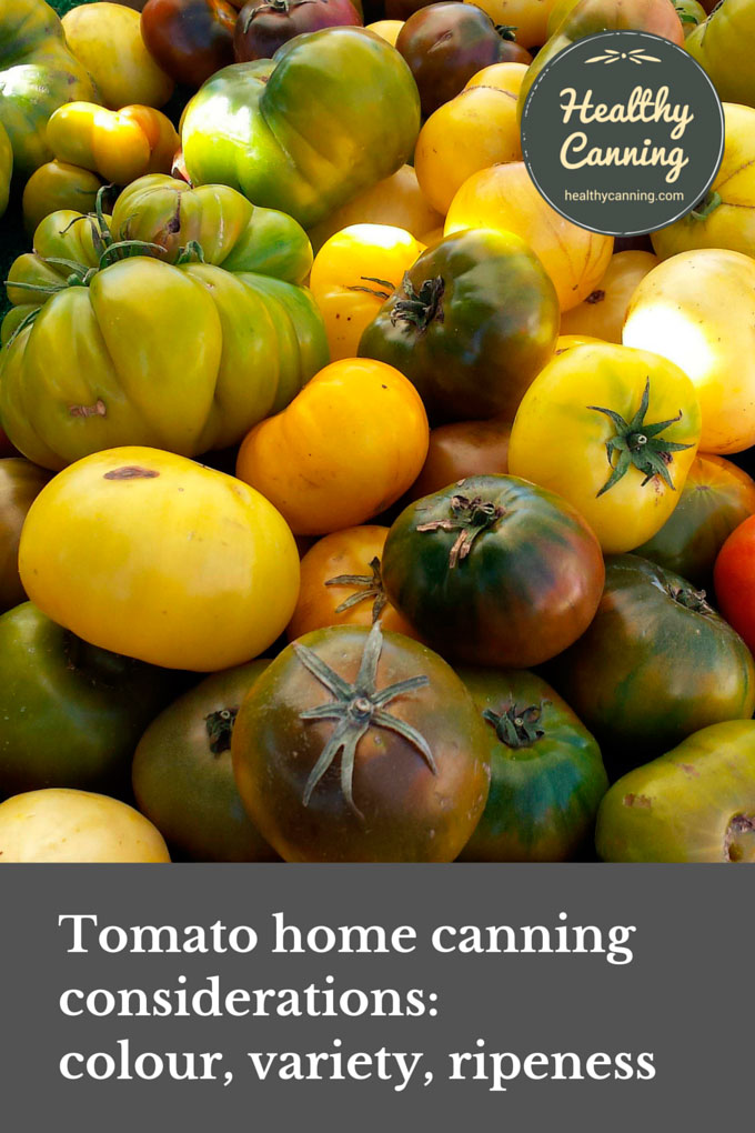 Tomato-home-canning-considerations--colour,-variety,-ripeness