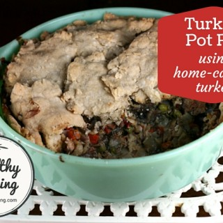 Turkey Pot Pie Filling