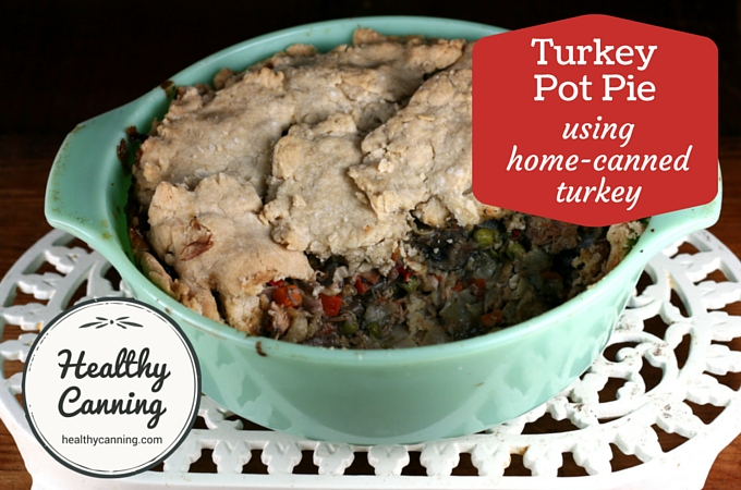 Turkey Pot Pie 2002